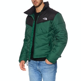 North Face Saikuru Jacket - Night Green