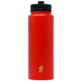 Mizu M15 Flask - Enduro Orange W Straw Lid