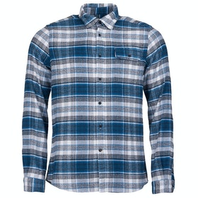 Barbour Shoreham Shirt - Blue Steel