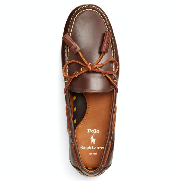 Ralph Lauren Anders Loafer Dress Shoes