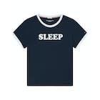 Tommy Hilfiger Short Sleeved Slogan Women's Short Sleeve T-Shirt