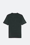 Folk Contrast S S T-Shirt