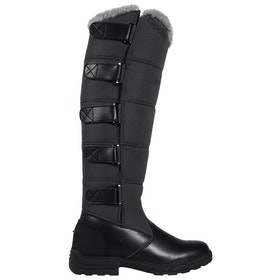 Long Riding Boots Brogini Kendal Sub-Zero - Black