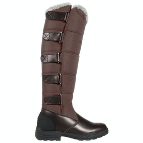 Long Riding Boots Brogini Kendal Sub-Zero - Brown
