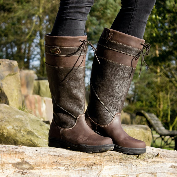 Country Boots Brogini Warwick Pull On