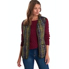 Barbour Tartan Betty Liner Women's Gilet