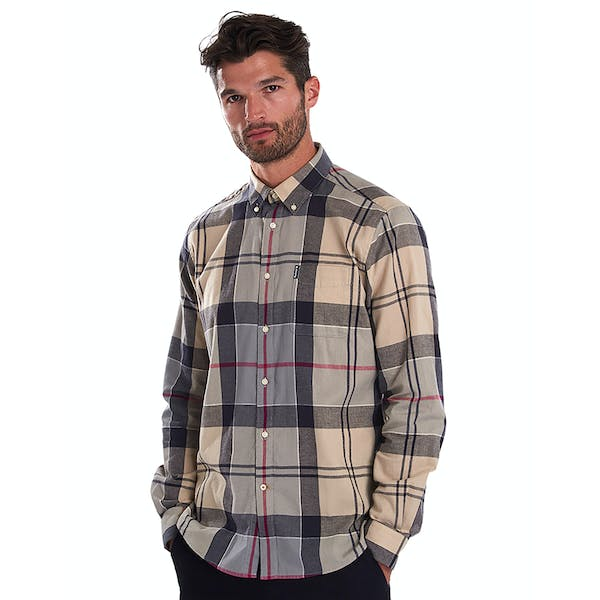 Barbour Endsleigh Tailored Fit Men's Shirt