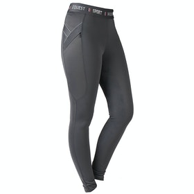Horka Jubilee Damen Riding Tights - Anthracite