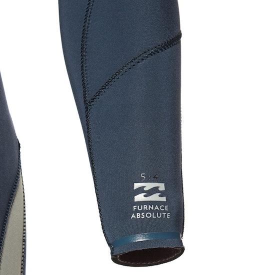 Billabong Furnace Absolute 5/4mm Chest Zip Kids Wetsuit