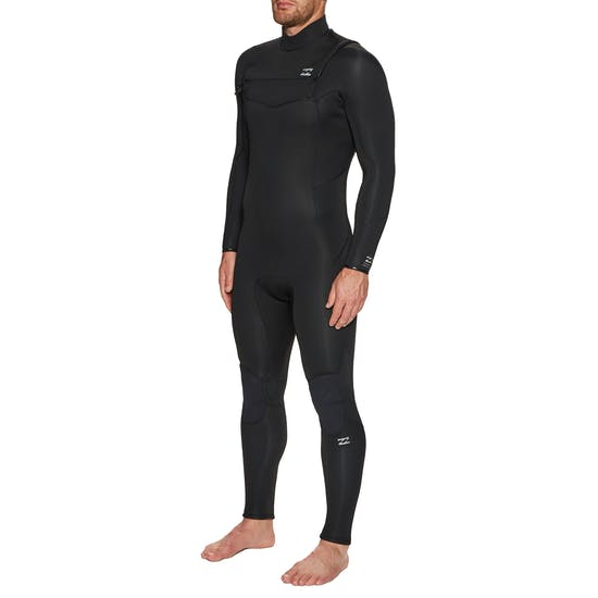 Billabong Furnace Absolute 4/3mm 2020 Chest Zip Mens Wetsuit