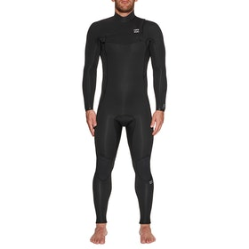 Billabong Furnace Absolute 5/4mm Chest Zip Wetsuit - Black