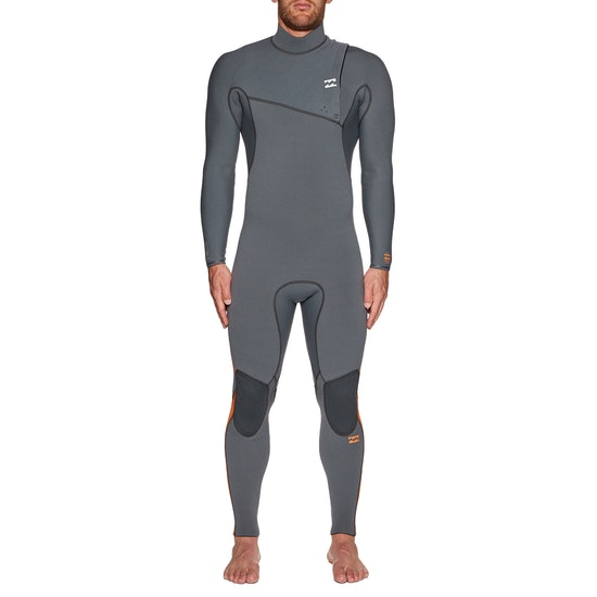 Billabong Furnace Comp 4/3mm Zipperless Wetsuit
