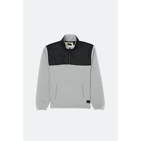 Maglione Levi's Skate Quarter Zip - Heather Grey