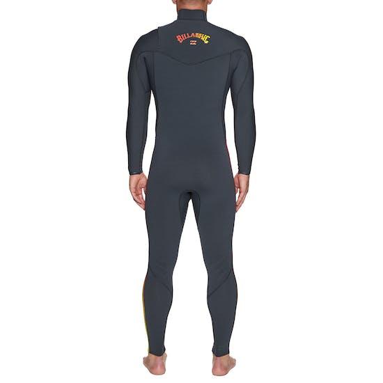 Billabong Furnace Revolution Pro 4/3mm 2020 Chest Zip Mens Wetsuit