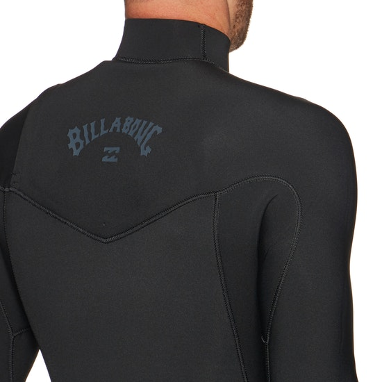 Billabong Furnace Revolution 4/3mm Chest Zip Wetsuit