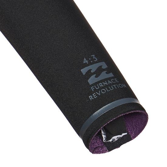 Billabong Furnace Revolution 4/3mm Chest Zip Wetsuit