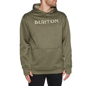Burton Oak Pullover Hoody - Keef Heather