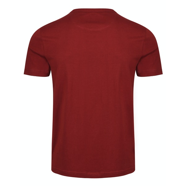 Farah Dennis Solid Short Sleeve T-Shirt
