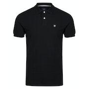 Hackett Slim Fit Logo Polo Shirt