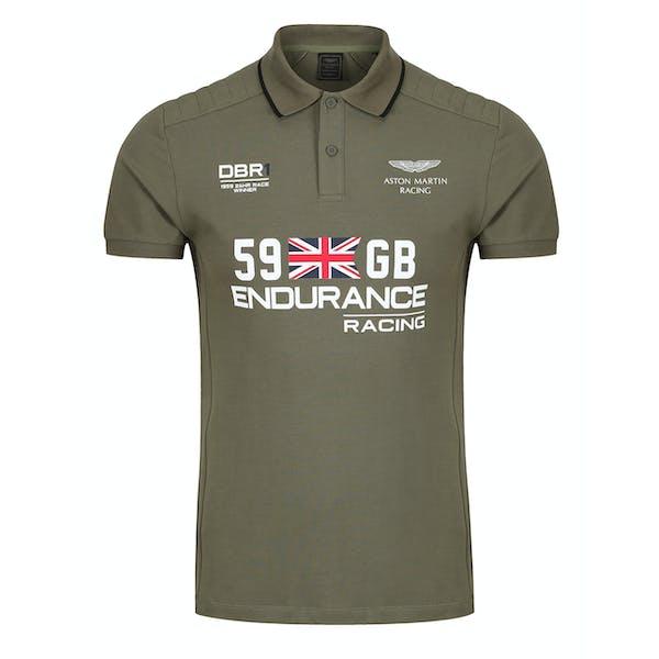 Hackett Amr Tour Short Sleeve Men's Polo Shirt