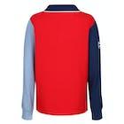 Hackett Aston Martin Racing Multi Long Sleeve Kid's Polo Shirt