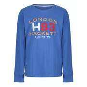 Hackett H83 London Kid's Long Sleeve T-Shirt