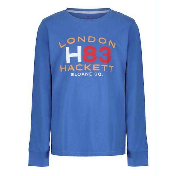 Hackett H83 London Kid's Long Sleeve T-Shirt