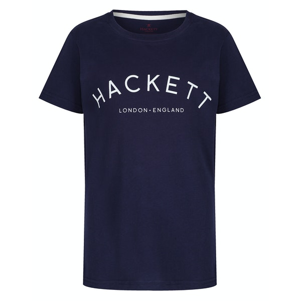 Hackett Logo Kid's Short Sleeve T-Shirt