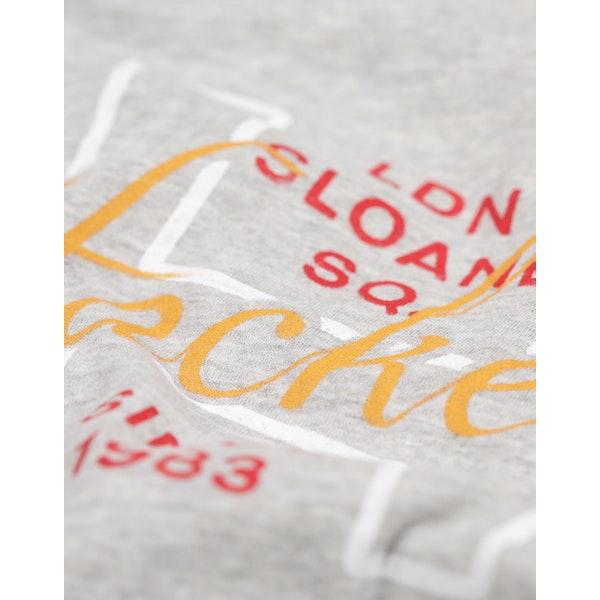 Hackett Logo Kid's Long Sleeve T-Shirt