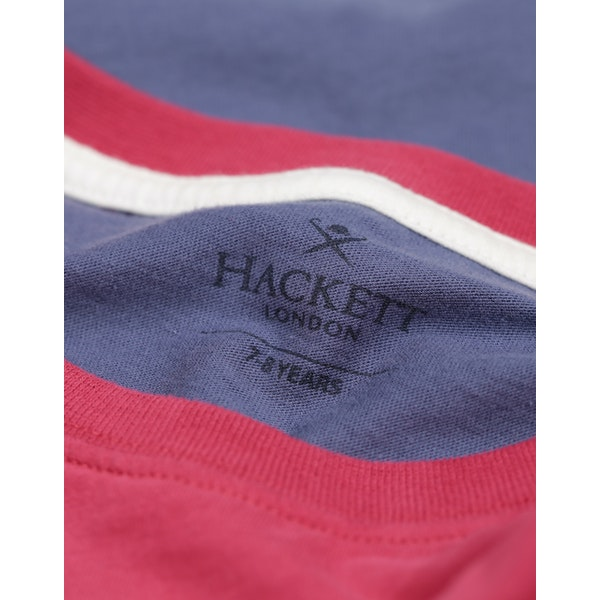 Hackett Multi Kid's Short Sleeve T-Shirt