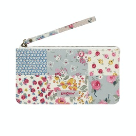 Cath Kidston Multi Pocket Pouch パース - Cottage Patchwork