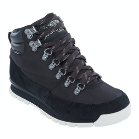 North Face Back to Berkeley Redux Ladies Boots - Tnf Black Vintage White