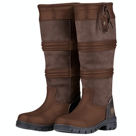 Dublin Husk Boots II Ladies Country Boots - Brown