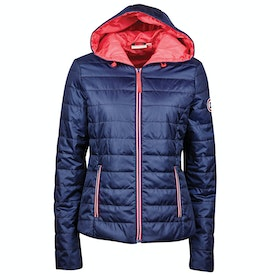 Dublin Naomi Puffer Riding Jacket - True Navy