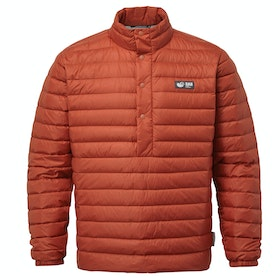 Giacca Montagna Rab Horizon Pull-on - Red Clay