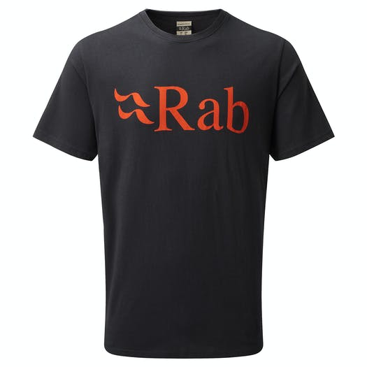 T-Shirt à Manche Courte Rab Stance Logo