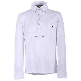 QHP Roan Turnier-Shirt - White