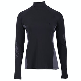 QHP Sport Anniek Ladies Base Layer Top - Black
