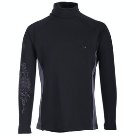 Top de base interior QHP Sport Anniek - Black