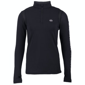 QHP Thermo Fianne Base Layer Top - Black