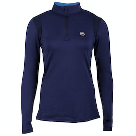 QHP Thermo Fianne Base Layer Top - Navy