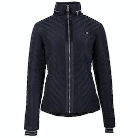 QHP Odeth Ladies Riding Jacket - Black