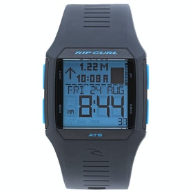 Rip Curl Rifles Tide Watch - Blue Ice