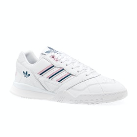 Adidas Originals A.R. Shoes - White True Pink Tech Mineral