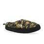 Bright Olive Green Woodland Camo Print TNF Black
