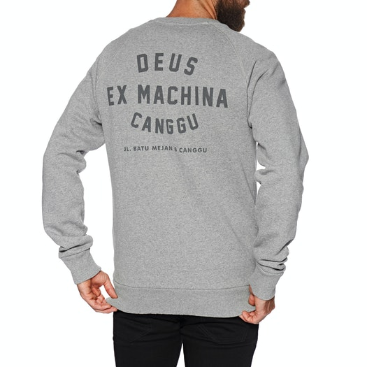 Deus Ex Machina Canggu Address Crew Genser
