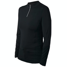 Horka Platinum Ladies Base Layer Top - Black