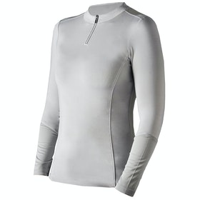 Horka Platinum Ladies Base Layer Top - Light Grey