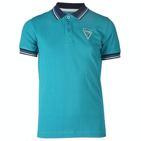 Horka Luka Boys Polo Shirt - Sea Blue
