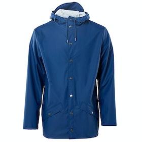 Rains Classic Waterproof Jacket - Klein Blue